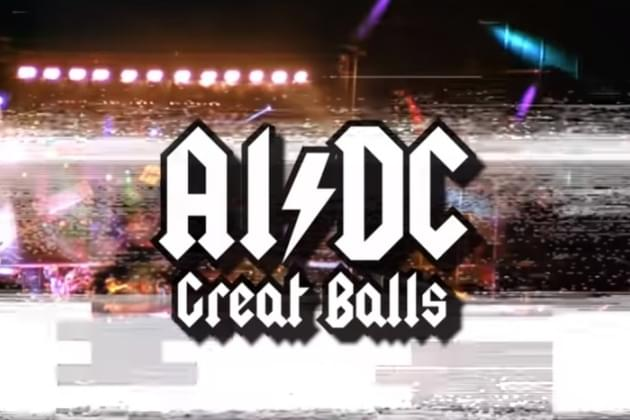 YouTuber Creates 'New' AC/DC Tune [VIDEO]