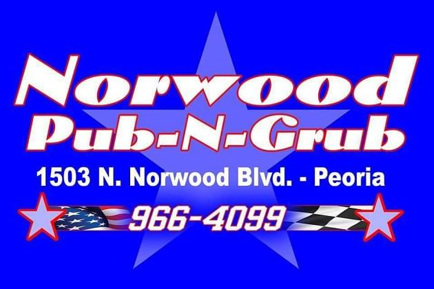 Enjoy Our Sweet Deal For The Norwood Pub N' Grub This Friday at 9am!