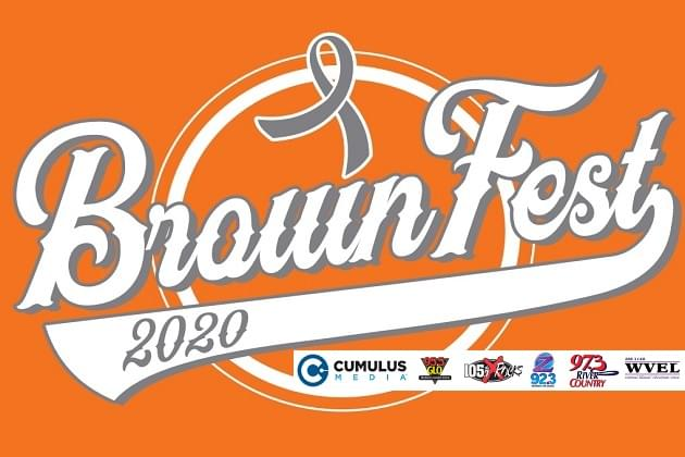 2nd Annual 'Brownfest' Benefiting The 'KB Strong Foundation' Is This Saturday In Washington!
