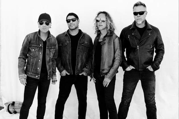 Metallica Moving Forward With Their Bourbon Brand Despite Hetfield Concerns