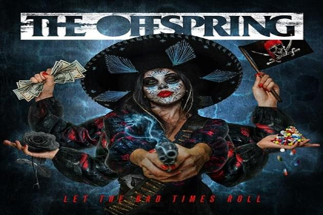 """The Offspring Storm Back With New Single, """"Let The Bad Times Roll"""""""