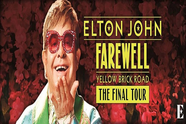 Elton John Set To Rock Soldier Field For The Last Time On August 5th 2022!