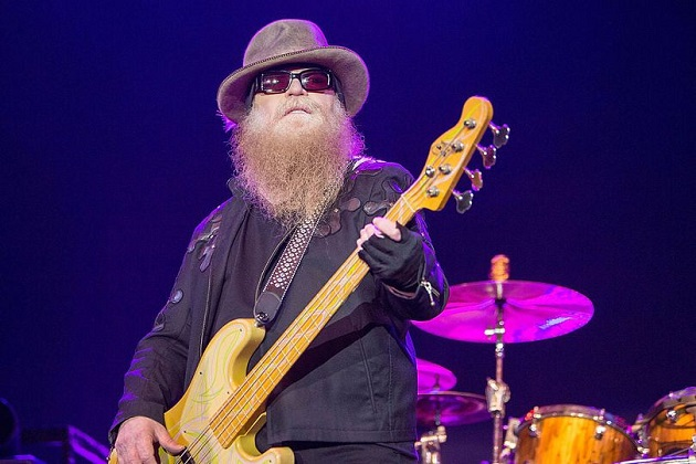 A Peoria Favorite, ZZ Top Legendary Bass Player Dusty Hill Dead At 72