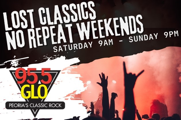 Enjoy Lost Classics And No Repeats All Weekend On GLO!