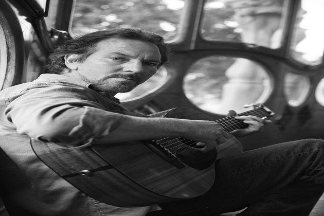 "Eddie Vedder Drops New Solo Single ""Long Way"""