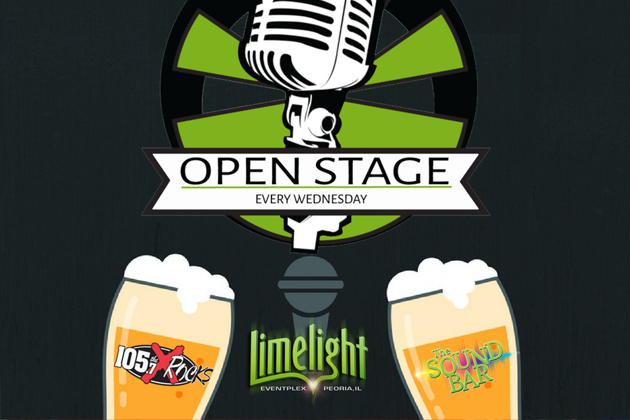 Win Free X Limelight Rock Show Tickets For 'Open Mic Night' On Wednesdays!