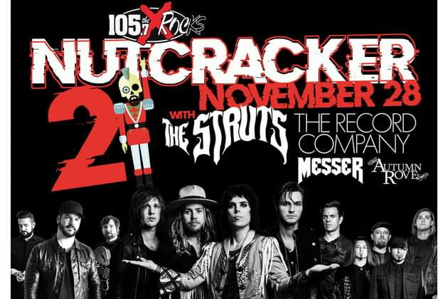 The Struts Headline Nutcracker 21!