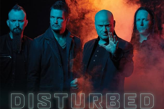 The X Welcomes Disturbed And The Evolution World Tour To Peoria Civic Center On January 30th Wixo Fm