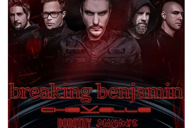 breaking benjamin st louis 2020