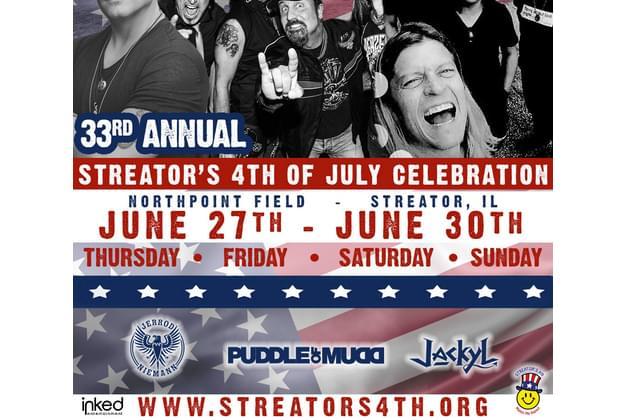Streator's July 4th Celebration