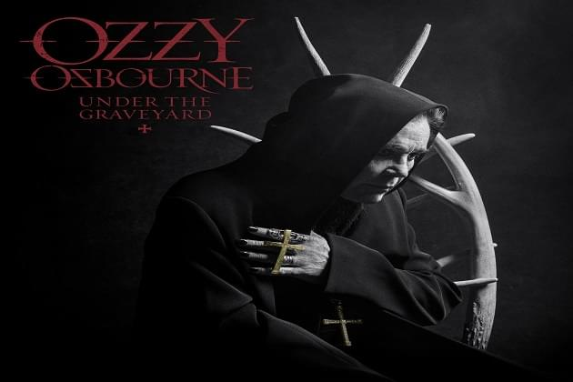 """Ozzy Osbourne Releases New Song """"Under The Graveyard"""" As We Celebrate An """"Absolutely Ozzy!"""" Friday!"""