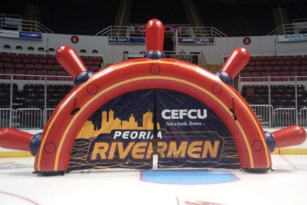 Listen & Win: Peoria Rivermen Hockey Tickets