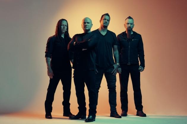 Disturbed Celebrating 20 Years Of The Sickness With A Summer Tour