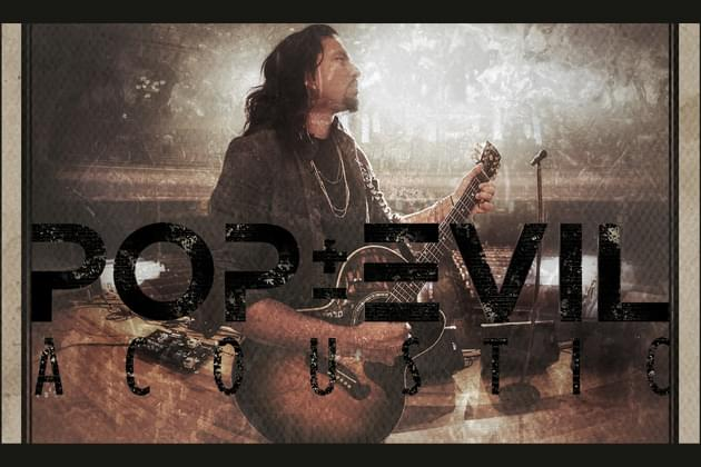 Don't Miss Pop Evil Acoustic For One Night Only At Crusens Rt. 29 On February 20th!!