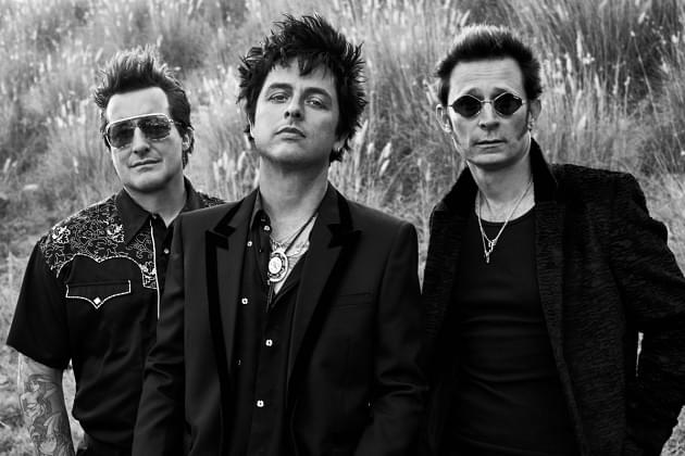 "Billie Joe Armstrong Of Green Day Takes Over The X At 11pm Tonight For ""Uninterrupted Disruption!"""