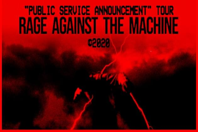Rage Against The Machine Set To Rock United Center In Chicago On May 19th!!