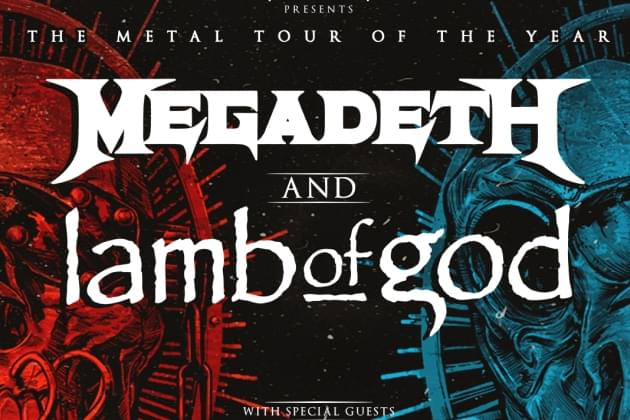 Listen & Win: Megadeth/Lamb Of God Chicago Tickets