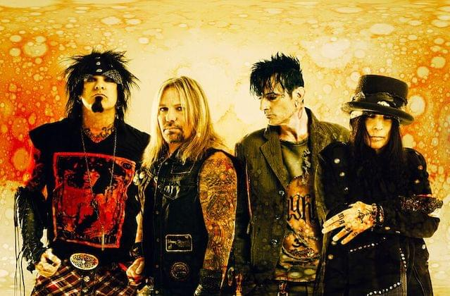 """Motley Crue Encourage Fans To Stay """"Home Sweet Home"""""""