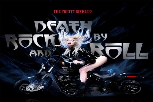 """The Pretty Reckless Return With New Single """"Death By Rock And Roll"""""""