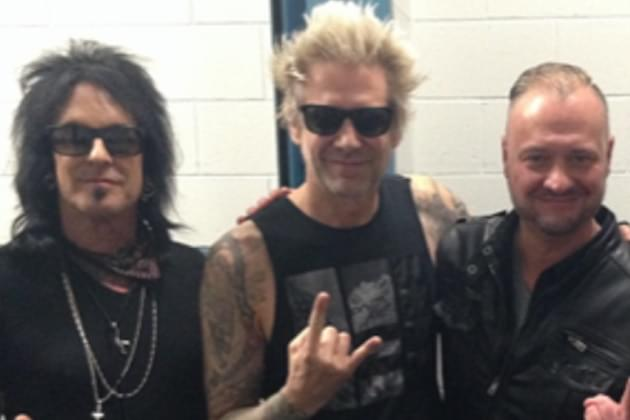"SIXX A.M. Release 'Artists For Recovery' Single, ""Maybe It's Time"" Featuring Ivan Moody, Slash, Corey Taylor,  Joe Elliott"
