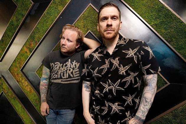 "Shinedown's ""Smith And Myers"" Release New Single 'Not Mad Enough'"