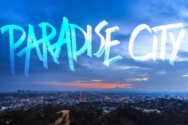 Paradise City: Staring Members of Asking Alexandria And Black Veil Brides [VIDEO]