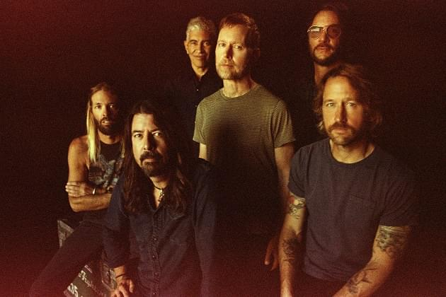 Foo Fighters 'Uninterrupted Disruption' Album Release Special Is Thursday At 11pm!