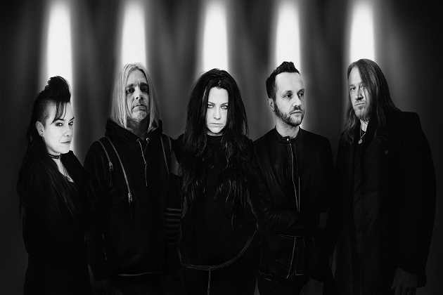 Evanescence Return With New Single 'Better Without You', New Album Set