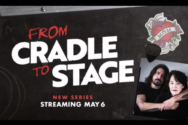 Dave And Virginia Grohl From Cradle To Stage Streaming May 6th [VIDEO]