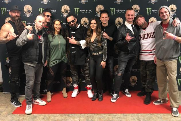 "Five Finger Death Punch Release Video For ""Darkness Settles In"" [VIDEO]"