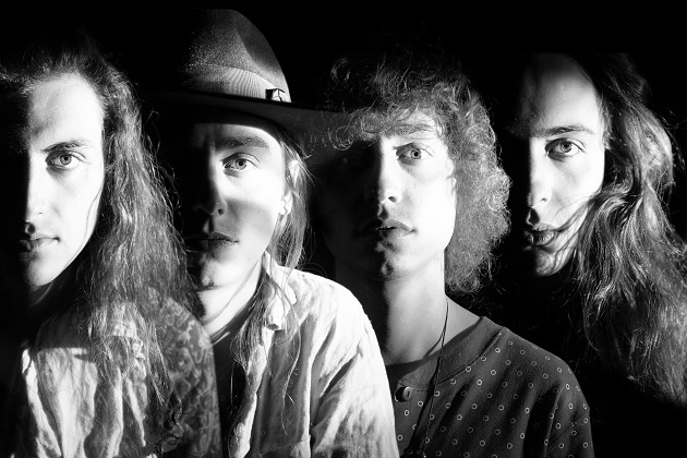 """Greta Van Fleet Are Streaming New Live Performance Video For The Song """"Tears Of Rain"""""""
