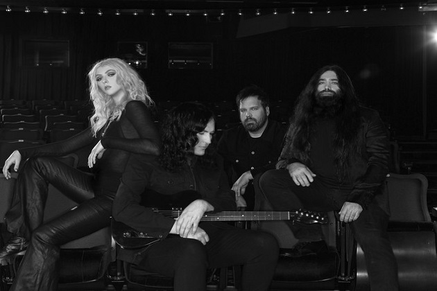 """The Pretty Reckless Release """"Only Love Can Save Me Now"""", Featuring Soundgarden's Matt Cameron And Kim Thayil"""