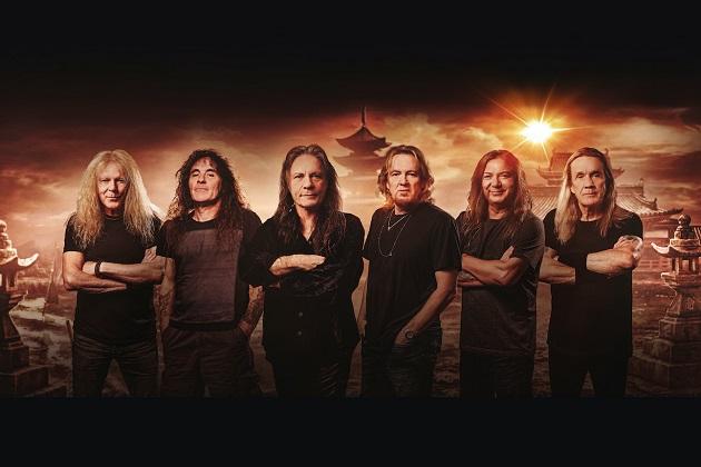 Metal Legends Iron Maiden Unleash New Album Details And Single!