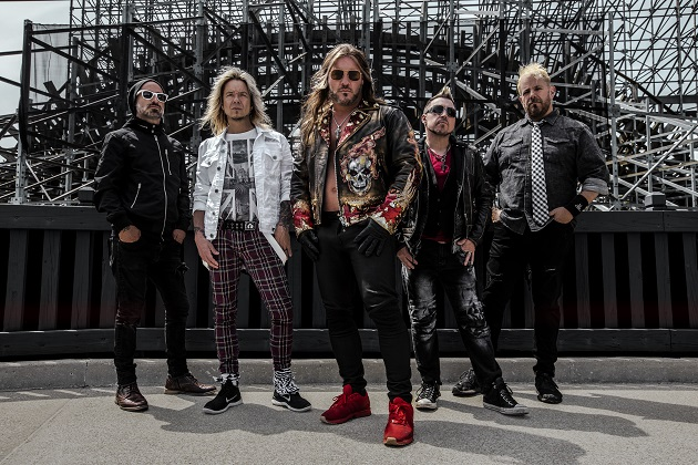 """Fozzy Return With New Song """"Sane"""", And Awesome New Video!"""