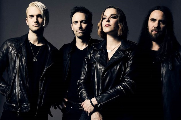 """Halestorm Roar Back With New Single """"Back From The Dead"""""""