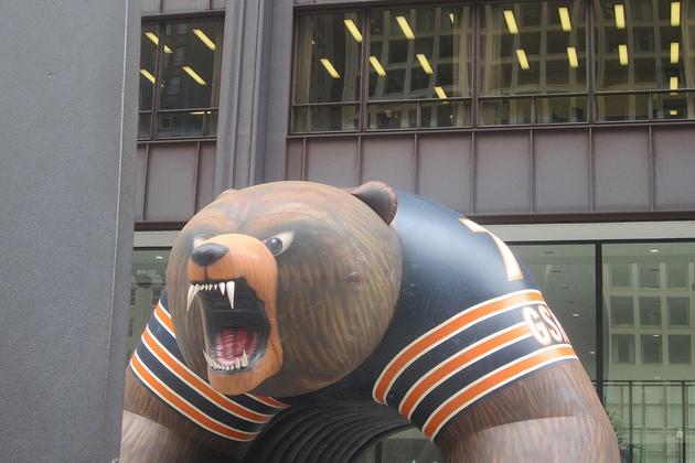 WVEL Sports Scope: 2017 Chicago Bears Preseason Football Schedule Announced