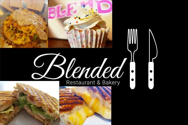 Save 50% With Blended Restaurant & Bakery This Friday [SWEET DEAL]