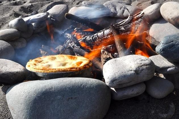 WVEL Travel/Food Scope: Fall Campfire Food Recipes
