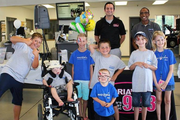 Sign Your Team Up For The I Spy A Wish Driving Scavenger Hunt With Make-A-Wish [DETAILS]