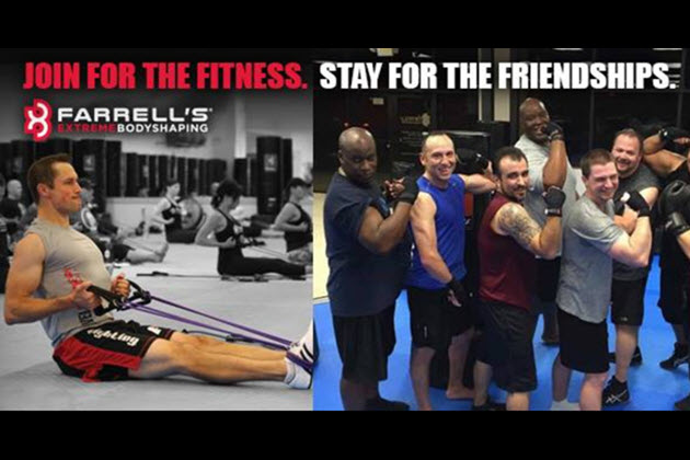 Win A 10 Week Training Program With Farrell's Extreme Body Shaping [DETAILS]