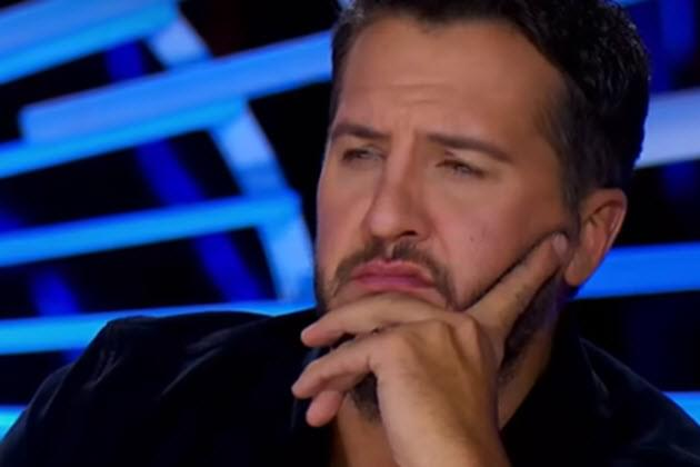 American Idol Contestant Makes Luke Bryan Cry… Not JUST Because of His Performance