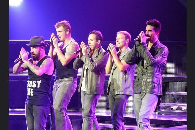 Win 'Backstreet Boys Free Ticket Blowout' With Bud Light and Peoria's 92.3 [DETAILS]