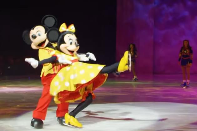 "Here's the ""Buzz"" on Disney on Ice presents: Worlds of Enchantment"