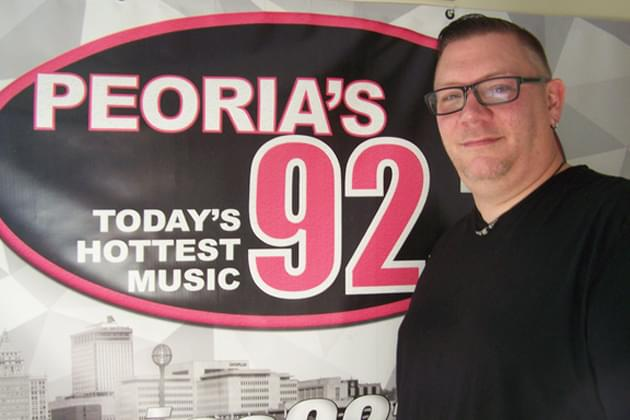 Driving home with you on Peoria's 92.3!