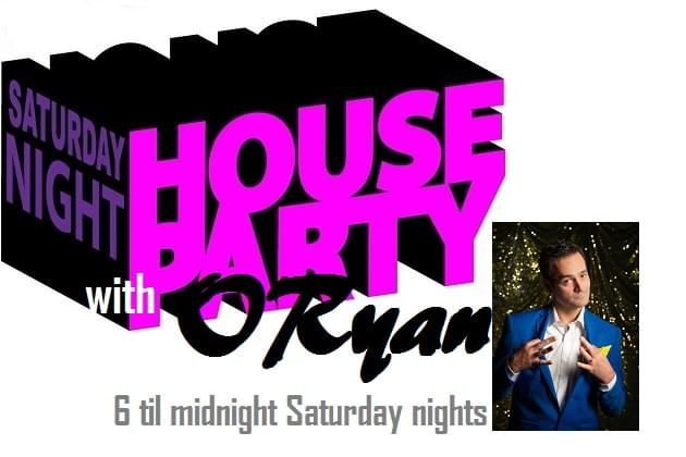 Saturday Night House Party With ORyan