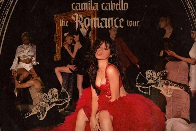 Camila Cabello Announces Her Tour. Win Starting Monday!