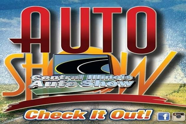 Central Illinois Auto Show Is Back! The BIG one With All The New Rides!