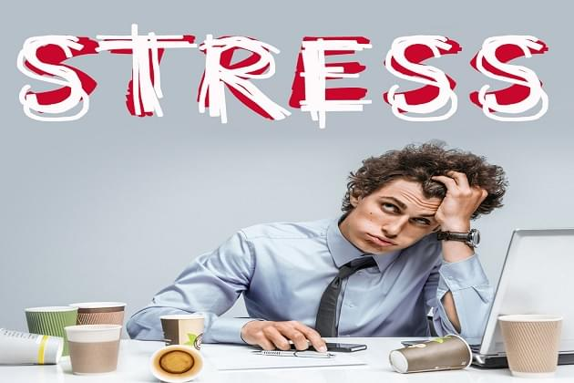 Top 10 Things We Stress About As Heard On The Morning Grind