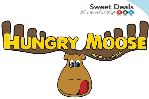 Sweet Deals From Hungry Moose & More Half Off!