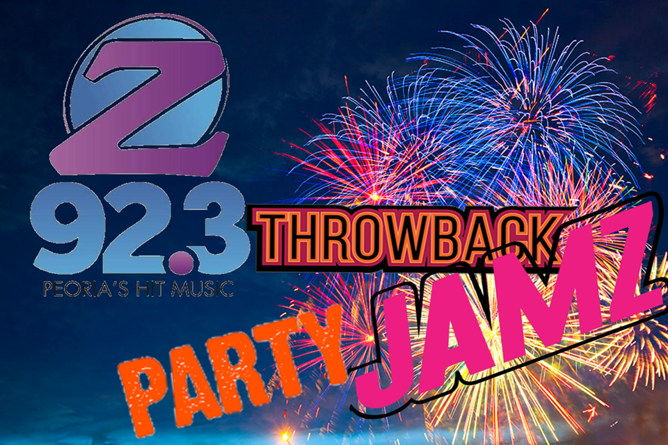 Another Throwback Party Jamz Weekend Plus A Special Sunday Night Slow Jamz!
